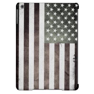 Bandera americana retra