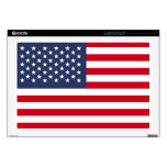Bandera americana skins para portátiles