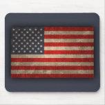 Bandera americana - xdist alfombrilla de ratón
