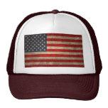 Bandera americana - xdist gorra