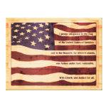 Bandera Antiqued con el compromiso de la mirada de Lona Estirada Galerias