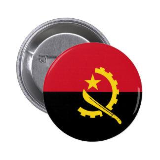 Bandera AO de Angola Pin