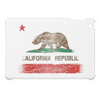 Bandera apenada de la república de California