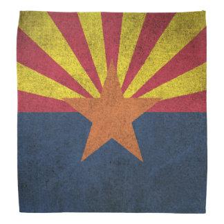 Bandera apenada vintage de Arizona Bandana