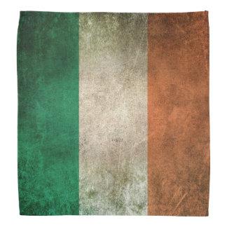 Bandera apenada vintage de Irlanda Bandana