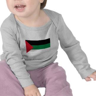 Bandera árabe de la rebelión camiseta