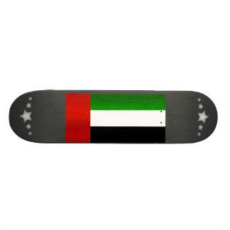 Bandera árabe pelada moderna monopatín personalizado