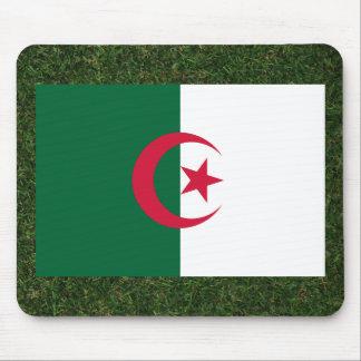 Bandera argelina oficial mousepads
