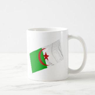 bandera argelina taza
