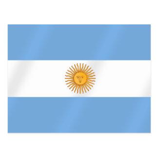Bandera argentina de los regalos de la Argentina A