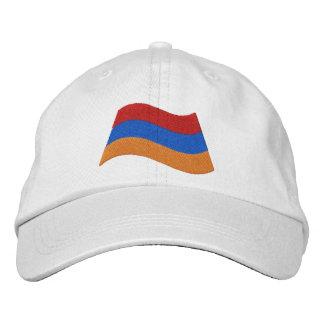 Bandera armenia gorra de beisbol