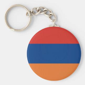 Bandera armenia llavero