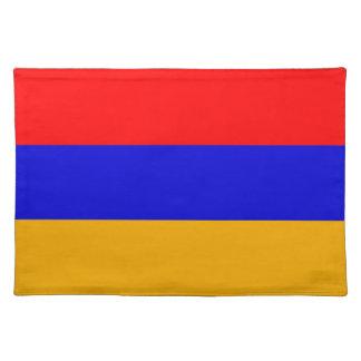 Bandera armenia MoJo Placemat Mantel Individual