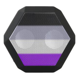 Bandera asexual del orgullo de Falln Altavoz Con Bluetooth