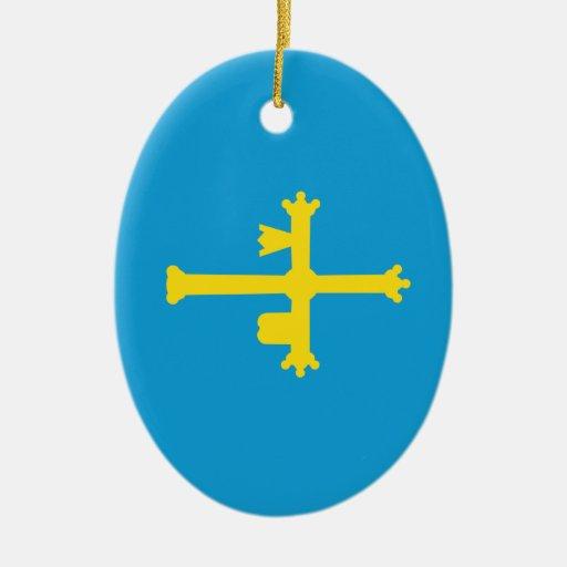 Bandera asturiana ornatos