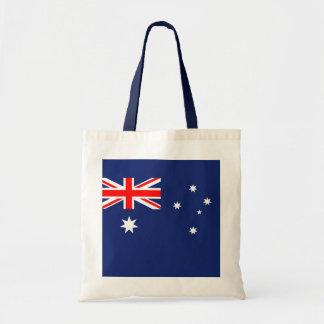 Bandera australiana australiana de Australia Bolsa Tela Barata