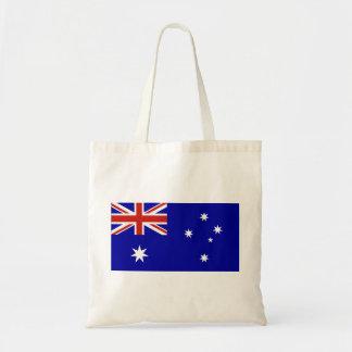 Bandera australiana bolsa tela barata