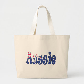 Bandera australiana bolsas