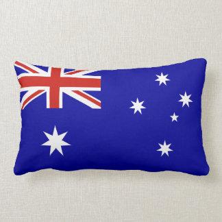 Bandera australiana almohada