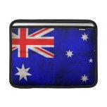 Bandera australiana funda macbook air