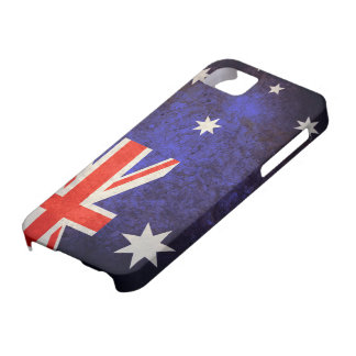 Bandera australiana iPhone 5 Case-Mate carcasa