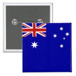 Bandera australiana pin