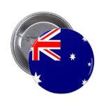 Bandera australiana pins