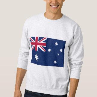 Bandera australiana suéter