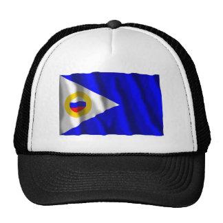 Bandera autónoma de Chukotka Okrug Gorras De Camionero