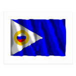 Bandera autónoma de Chukotka Okrug Postales
