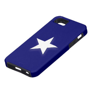 Bandera azul de Bonnie iPhone 5 Carcasa