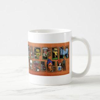 Bandera-b principal taza de café