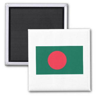 Bandera BD de Bangladesh Imanes De Nevera