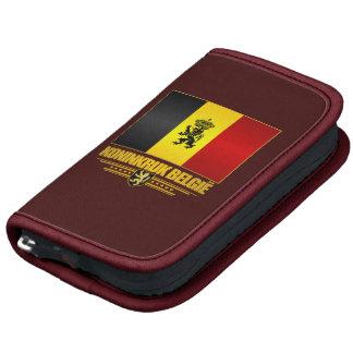 Bandera belga del estado organizador