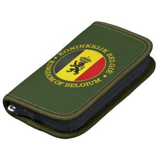 Bandera belga del estado planificador
