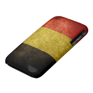Bandera belga iPhone 3 carcasa