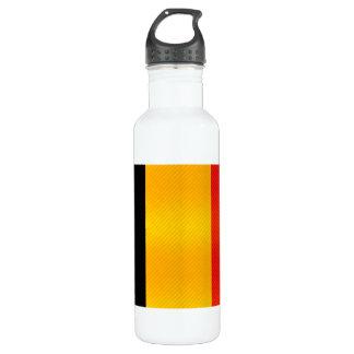 Bandera belga pelada moderna