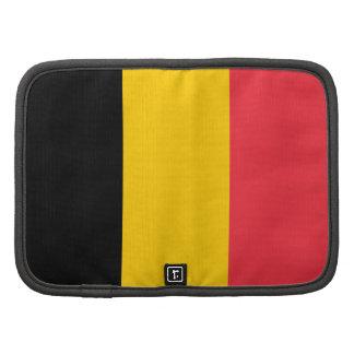 Bandera belga organizadores