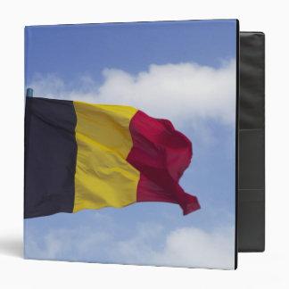 """Bandera belga RF) Carpeta 1 1/2"""""""