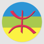 bandera berberisca amazigh