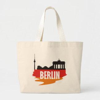 Bandera Berlín Bolsa Tela Grande