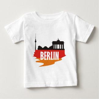 Bandera Berlín Playera De Bebé