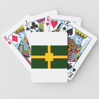 Bandera Bermejo Flag Bicycle Playing Cards