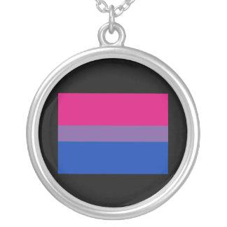 Bandera bisexual del orgullo joyerías