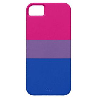 Bandera bisexual del orgullo del BI Funda Para iPhone SE/5/5s