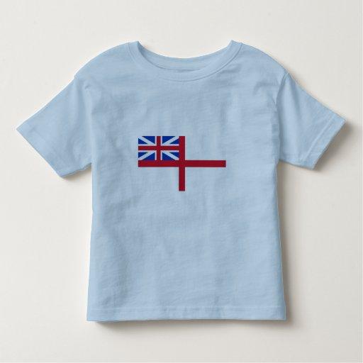 Bandera blanca británica 1707, Reino Unido Playeras