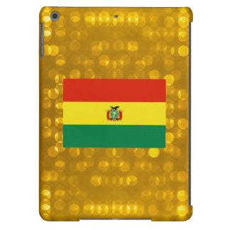 Bandera boliviana oficial funda para iPad air