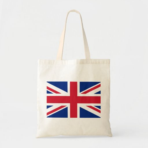 Bandera BRITÁNICA Bolsa Tela Barata