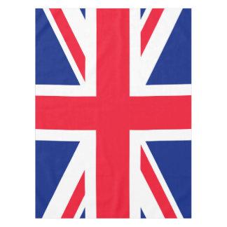 Bandera británica BRITÁNICA de Reino Unido Union Mantel