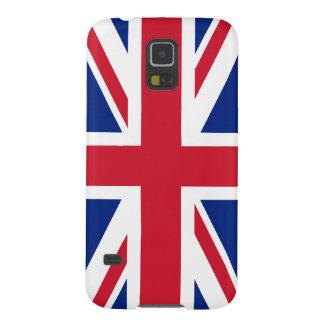Bandera británica BRITÁNICA de Union Jack Carcasa De Galaxy S5